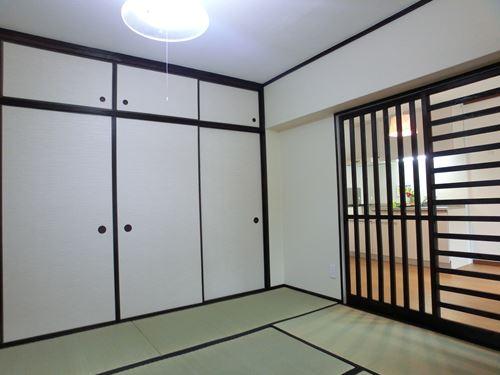 ファミール篠栗 / 302号室リビング