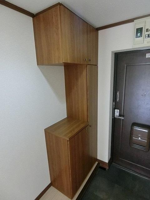 ファミール篠栗 / 401号室玄関