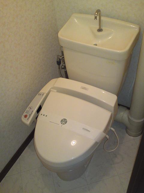 エミネンス'92 / 101号室トイレ