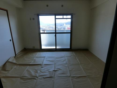 タウンコート志免 / 602号室和室