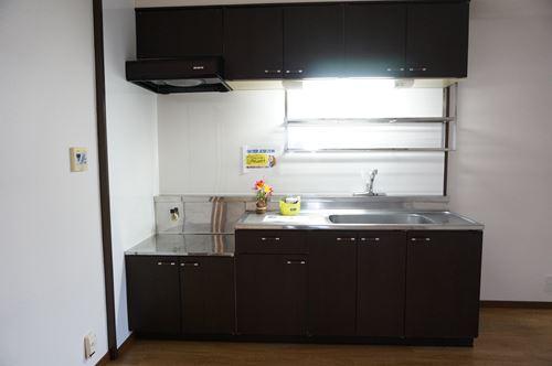 エクセルE・F / 207号室キッチン
