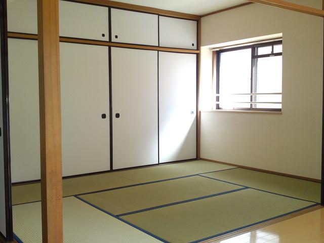 コムフォート・シティ / 203号室和室