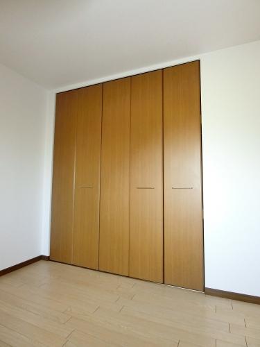 コムフォート・シティ / 302号室玄関