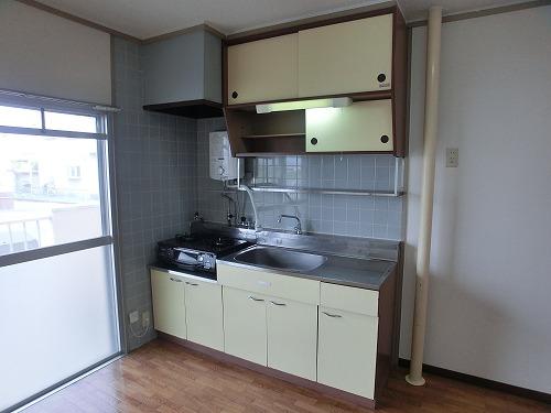 工藤ビル / 102号室キッチン