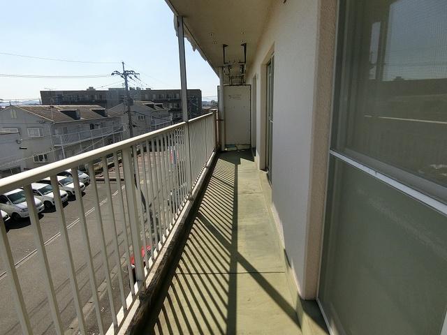 工藤ビル / 303号室バルコニー