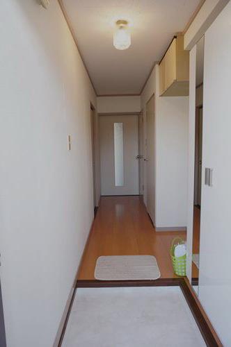 シティハイツ篠栗 / 203号室玄関