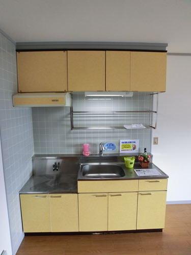 シティハイツ篠栗 / 503号室キッチン
