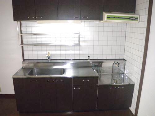 サンシャイン篠栗 / 2-202号室キッチン