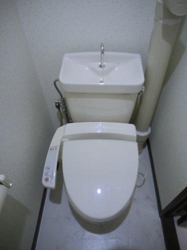 サンシャイン篠栗 / 2-402号室トイレ