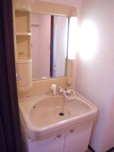 レジデンス・ウィステリア24 / 203号室洗面所