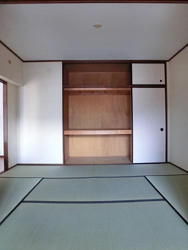 レジデンス・ウィステリア24 / 307号室収納