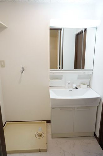 エースワン粕屋 / 201号室洗面所