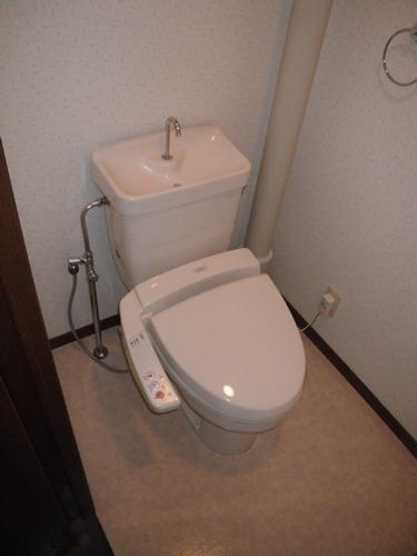 ヴィラフェリス空港南 / 302号室トイレ
