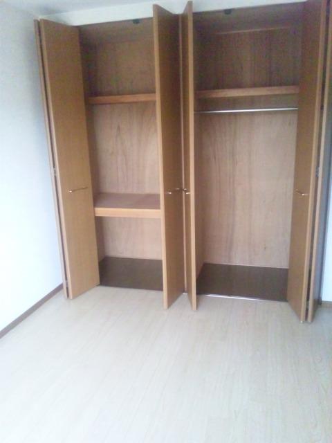 プレミール須恵 / 303号室収納