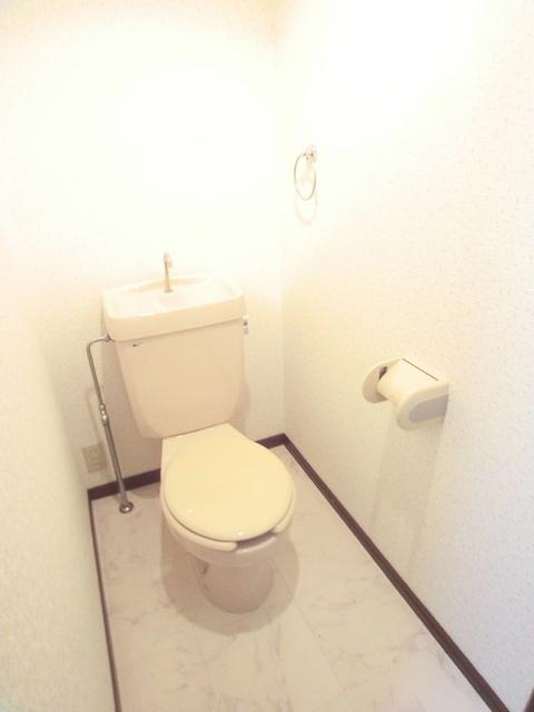 博多の森南 / 103号室トイレ