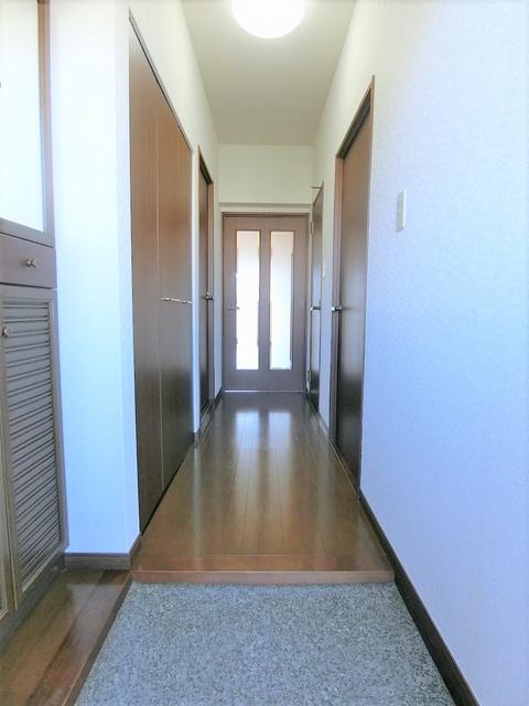 博多の森南 / 203号室玄関
