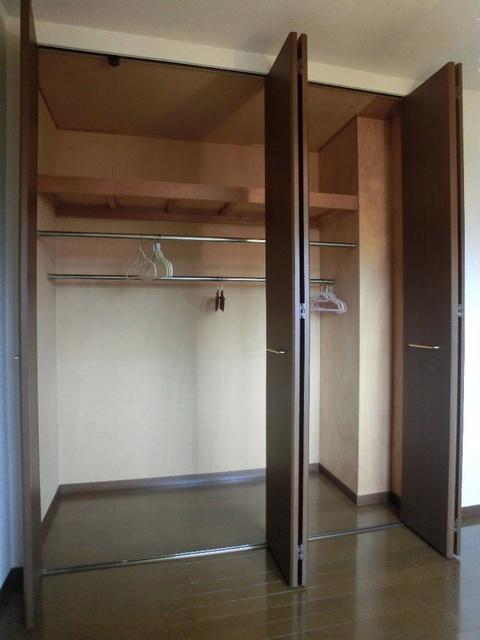 博多の森南 / 206号室収納
