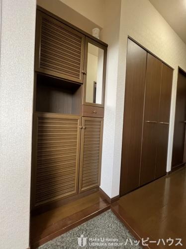 博多の森南 / 305号室玄関