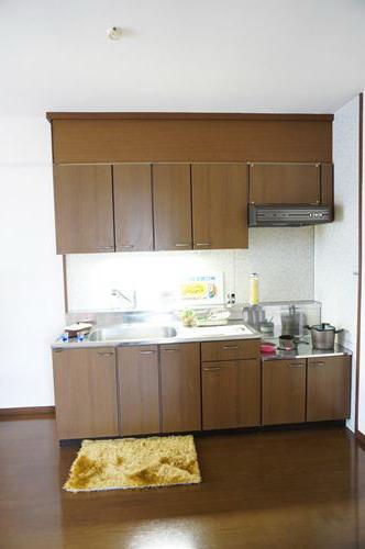 博多の森南 / 308号室キッチン