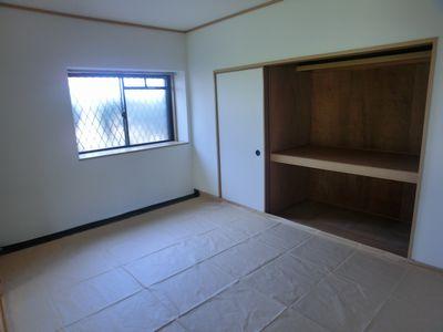 エントピア空港東 / 101号室和室