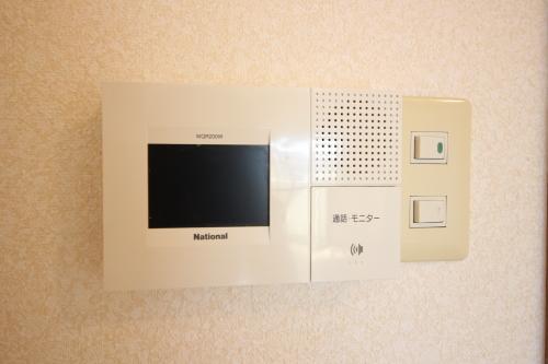 サンヒルズTAKEDAⅡ / 402号室セキュリティ