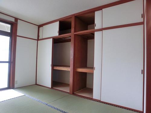 コーポ上野 / 106号室収納