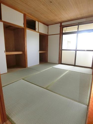 コーポ上野 / 201号室収納