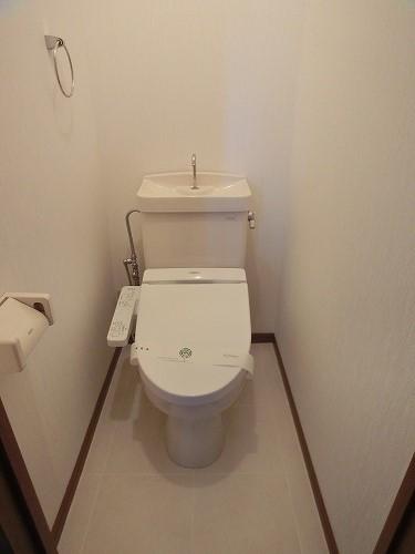 プリマベーラ志免 / 203号室トイレ