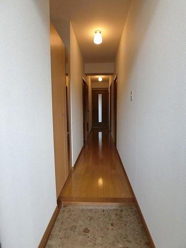 カーサ宮の前 / 102号室玄関