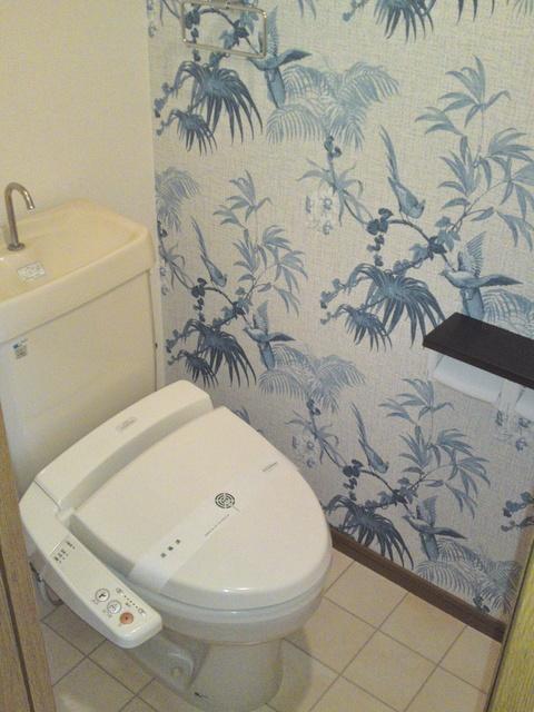 リヴェール伊賀Ⅱ / 203号室トイレ