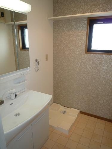 リヴェール伊賀Ⅱ / 405号室洗面所