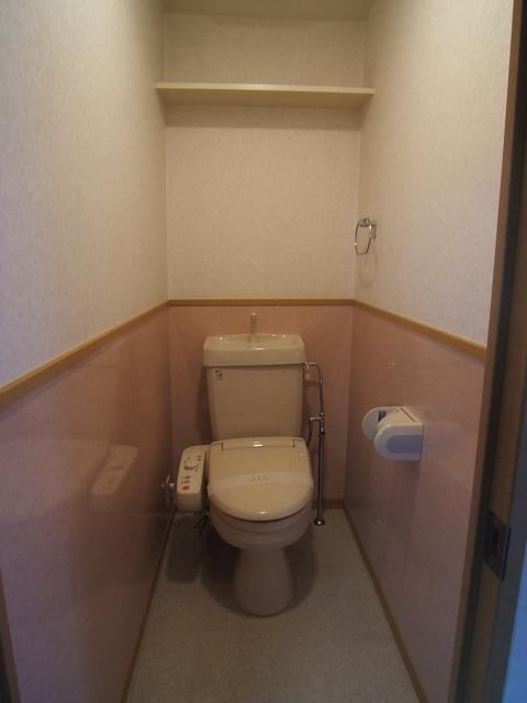 クリア吉塚 / 302号室トイレ
