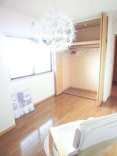 カンフォーロ藤木 / 203号室収納