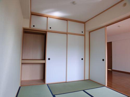 カンフォーロ藤木 / 401号室収納