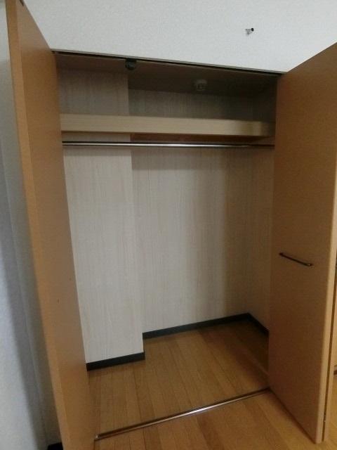 スクレーパー東 / 603号室収納