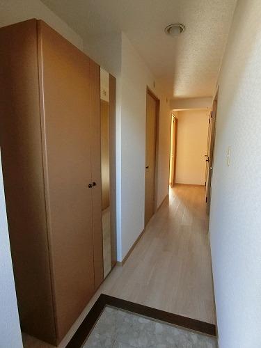ファミーユ博多の森 / 201号室玄関