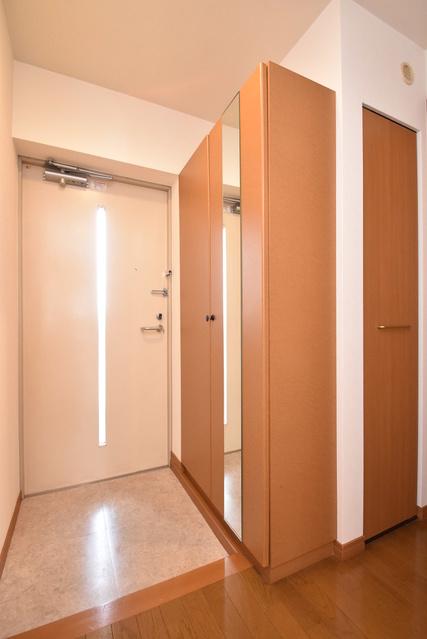 ルミエール21 / 401号室収納