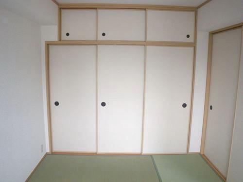 シングレート・ヒルズ / 202号室和室