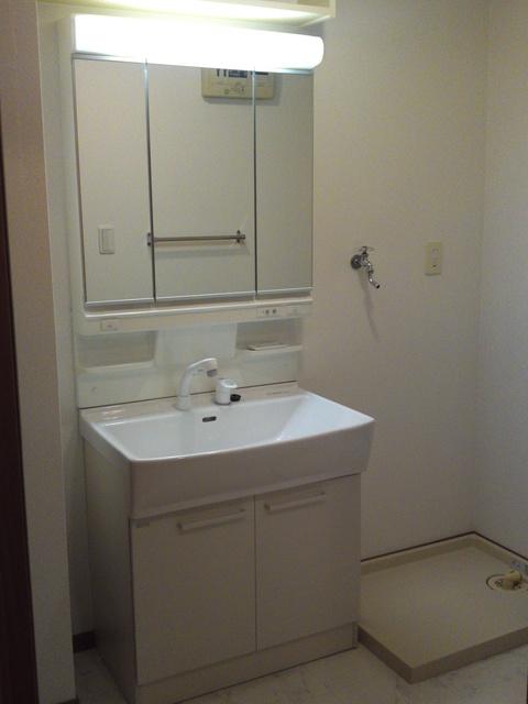リヴェール高田 / 105号室洗面所