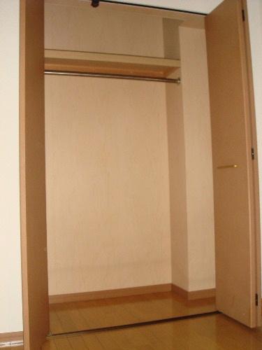 リヴェール高田 / 207号室収納