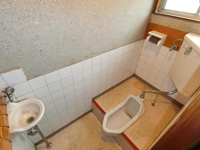 篠栗梶原店舗 / 105号室トイレ