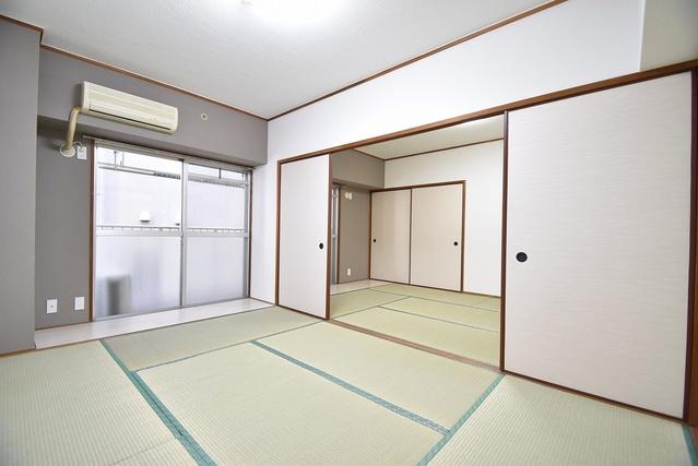 駅東レジデンス / 303号室和室