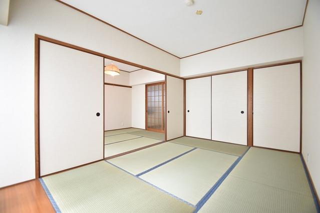 駅東レジデンス / 401号室和室