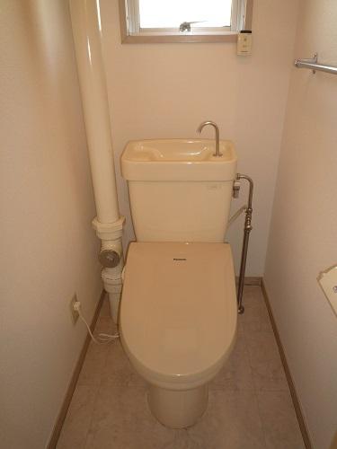本園ビル / 401号室トイレ