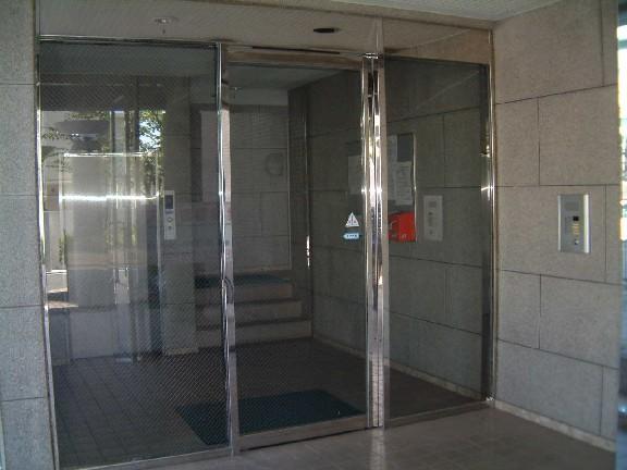 エスポワール空港通り / 401号室セキュリティ