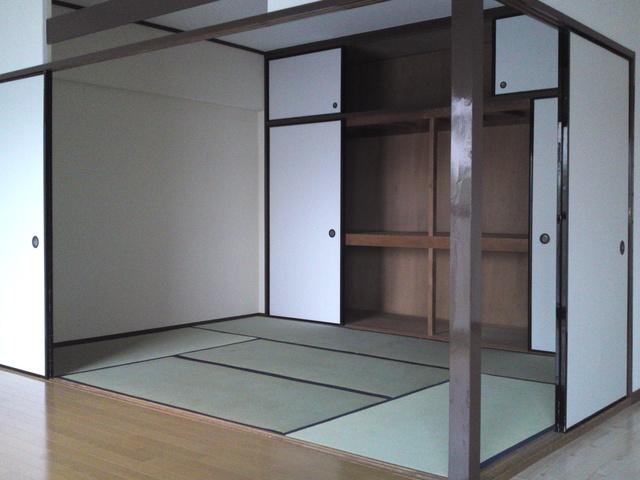 エクセレント田口 / 303号室和室
