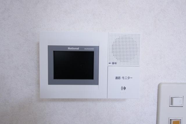 サークルフロント / 303号室セキュリティ