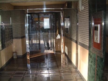 ルミノスコート / 503号室エントランス