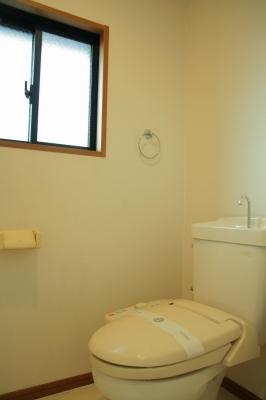 ルミノスコート / 701号室トイレ