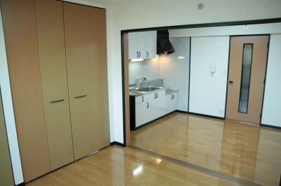 セトル吉塚 / 703号室収納